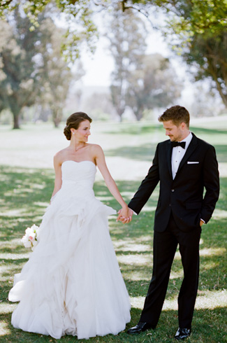 photo by: Amy and Stuart - California summer wedding Ojai Valley Inn and Spa
