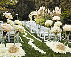 Glamorous Wedding At Bel Air Hotel With Design By Mindy Weiss And Photos
