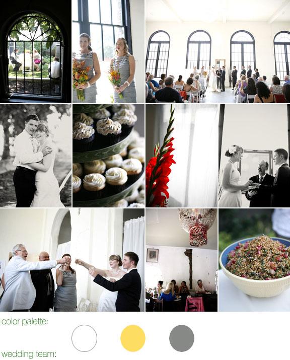 Real Wedding, Seattle Wedding, Georgetown Studios