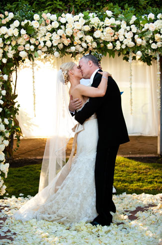 real wedding, santa barbara, ca, photos by: chenin boutwell