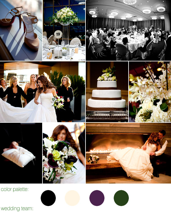 real wedding, four seasons hotel, seattle wa, la vie photography