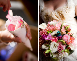La vie photography, real wedding, french themed wedding