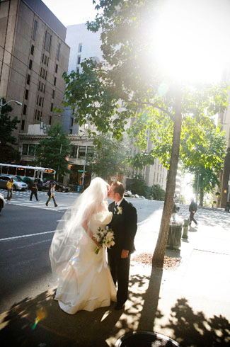seattle real wedding, one thousand words photography