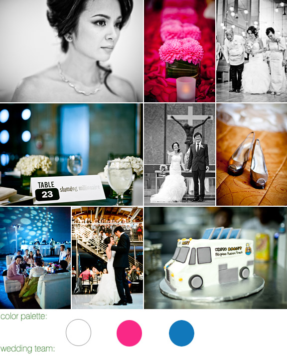 photography by: Twin Lens Images - real wedding - Los Angeles, CA - Lot 613