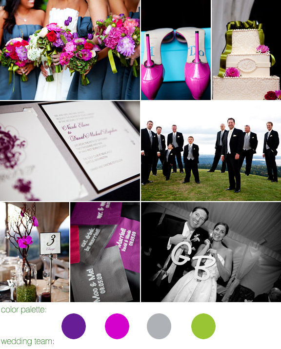 real wedding - The Golf Club at Newcastle - Unveiled Events - photos by: La Vie Photography