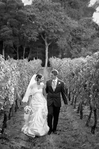 real wedding - photography by: Greg Lumley - MolenVliet Wine Estates, ZA