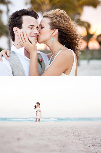 real wedding - photography by: lucida photography - riviera maya, mexico