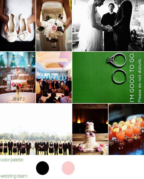 Real Weddings, Atlanta Wedding, The Peidmont Room, Pink