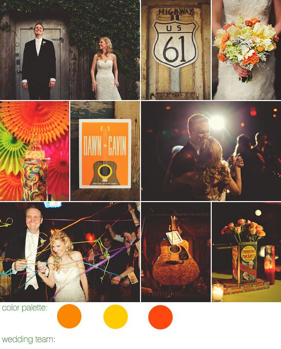 Junebug Real Weddings