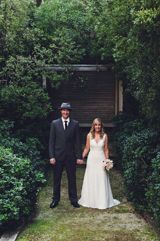 sweet and modern New Zealand wedding, Photos by We Do Photography