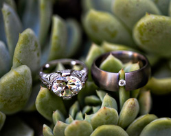 Dramatic and organic wedding in Maui, Hawaii photo by Joy Marie Photography