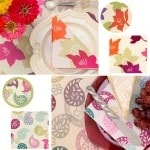 Pretty Paper Napkins from Paper Table