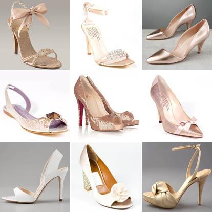 Spring Wedding Shoe Extravaganza! | Junebug Weddings