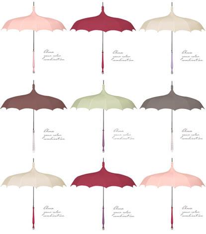 Vintage And Custom Wedding Parasols From Bella Umbrella Junebug
