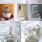 Wedding Cake Toppers and Handmade Wedding Decor from Studio d. Sharp