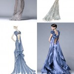 Wedding Fashion Inspiration from the Versace Couture and Fall 08 Collections
