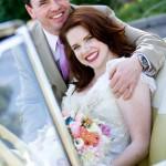 Real Weddings- Justine and Kurt