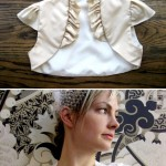Bridal Shrugs from The English Department