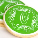 Wedding Cookies from Gumdrop Cookie Shop