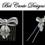 Enter to Win Vintage Bridal Accessories from Bel Canto Designs!