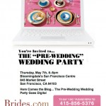 Advice, Events and Tools for your Wedding Registry