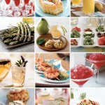 Recipes and Party Ideas for All Your Wedding Events from MyRecipes.com