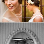 Vintage Chic Wedding Style