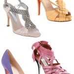 Bridal Shoes that Make a Statement!
