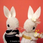 Cuter than Cute Wedding Cake Toppers