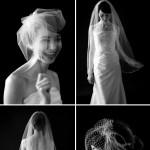 Bridal Veils and Hair Accessories by Sara Gabriel