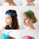 Colorful Alternative Hair Accessories from ban.do