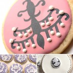 Custom Wedding Sugar Cookies by SweetAmbs