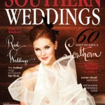 Junebug in the New Southern Weddings Magazine!