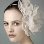 Jennifer Behr Spring 2010 Bridal Hair Accessories