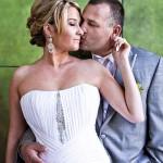Junebug's Favorite Weddings – Kate and Gil's Modern LA Wedding