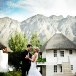 Glamorous Modern Garden Wedding at Le Franschhoek Hotel and Spa in South Africa – Jeanette and Adrian