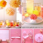 Pom Pom Wedding Decor Ideas and Resources