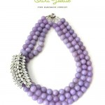 Bright and Beautiful Necklaces from Elva Fields