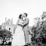 Bright Pink Fairytale French Wedding at Chateau St. Julien – Elizabeth and Sean