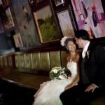 Creative Music Themed Seattle Sodo Park Wedding – Jana and Greg