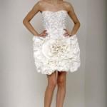 Wedding Dress Runway Looks – Short Dresses