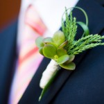 Groom's Wedding Boutonniere Inspiration