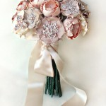 Silk Bridal Bouquets from Emici Bridal