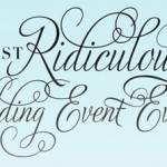 Mindy Weiss' Most Ridiculous Wedding Event Ever 2010!