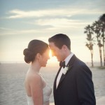 Classic Ivory and Champagne 1930s Inspired Santa Monica Wedding from Boutwell Studio