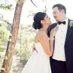 Blackberry, Copper and Champagne Prescott, Arizona Destination Wedding Style – Kristin and Jack