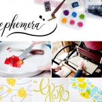 Giveaway! Personalized Letterpress Thank You Notes from Ephemera!