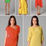 Bold, Bright and Colorful Summer Dresses