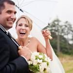 Naturally Beautiful Cannon Beach, Oregon Wedding Style – Jen and Nick