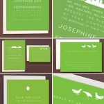 City Skyline Wedding Invitations from Hello!Lucky